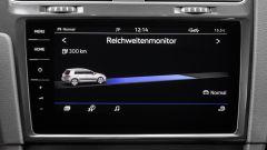 Volkswagen e-Golf: il monitor touch da 9,2 pollici