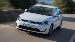 Volkswagen e-Golf: il restyling ha portato novità estetiche e tecniche