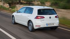 Volkswagen e-Golf: la coppia è di 290 Nm