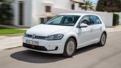 Volkswagen e-Golf: la frenata è rigenerativa