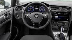 Volkswagen e-Golf: la plancia