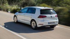 Volkswagen e-Golf: la trazione è esclusivamente anteriore