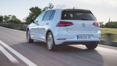 Volkswagen e-Golf: l'autonomia sale a 200 km