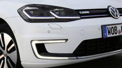 Volkswagen e-Golf: le luci diurne a led