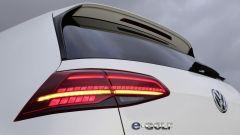 Volkswagen e-Golf: le luci posteriori sono a led