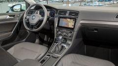 Volkswagen e-Golf: lo stile è quello della versione con motore a combustione