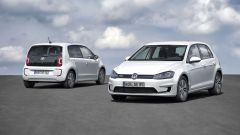 Volkswagen e-Golf VII ed e-up! - Immagine: 1