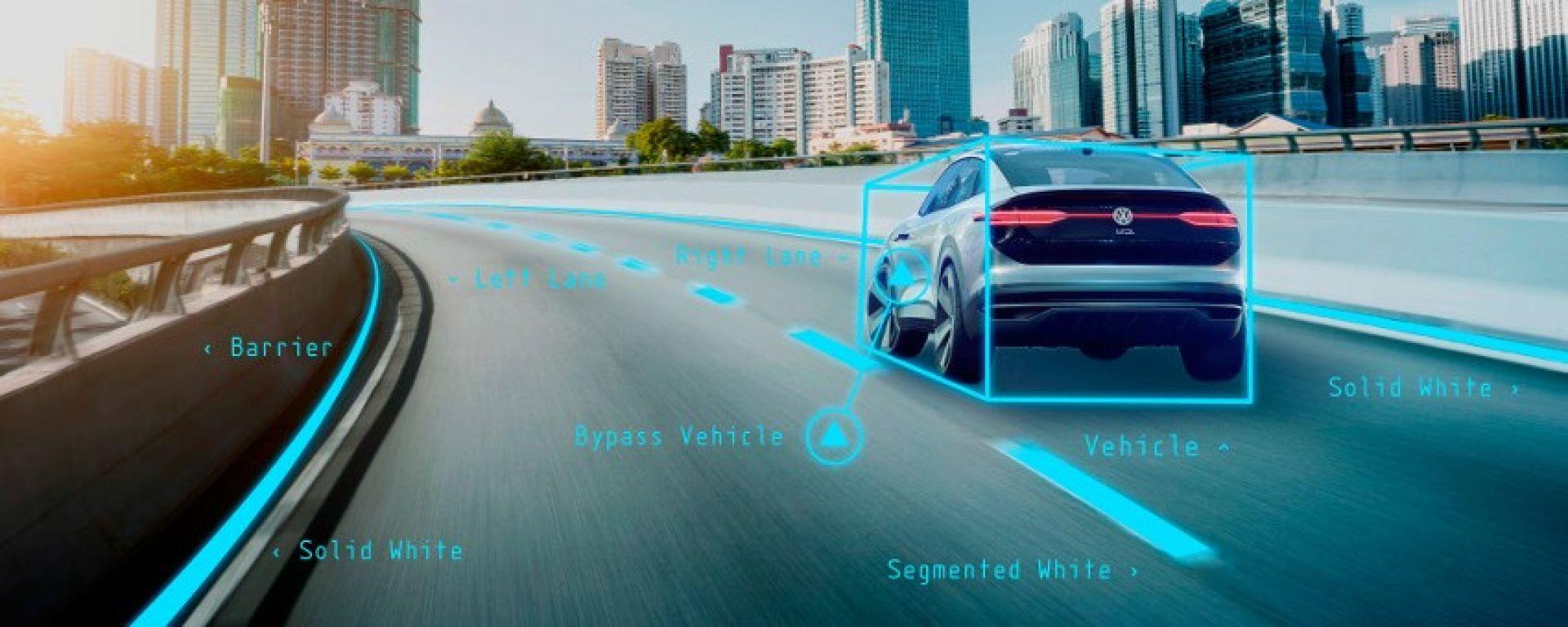 Volkswagen e Google: il machine learning è uno degli obiettivi della ricerca