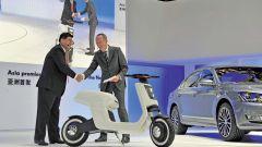 Volkswagen e-scooter, le nuove foto - Immagine: 7