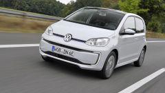 Volkswagen e-up! 2020, più autonomia elettrica