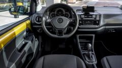 Volkswagen e-up! gli interni