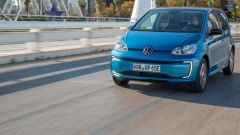Volkswagen e-up! il frontale