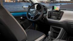 Volkswagen e-up! l'abitacolo