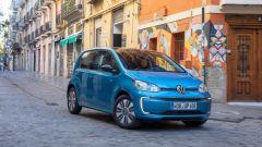 Volkswagen e-up! vista frontale