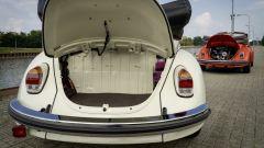 Volkswagen eBeetle (eKafer), il Maggiolino elettrico: il vano motore... vuoto
