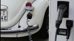 Volkswagen eBeetle (eKafer): il Maggiolino elettrico in ricarica