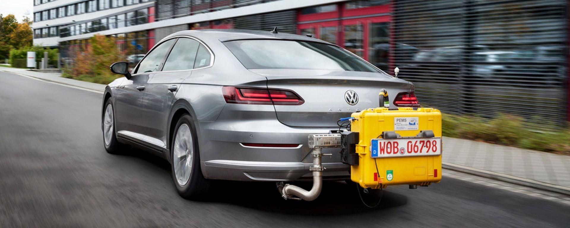 Volkswagen: ecco cosa cambia con le nuove regole WLTP