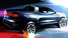 Volkswagen: ecco il baby Amarok, pick-up su base T-Cross