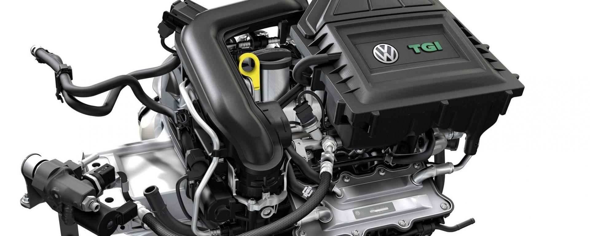 Volkswagen: ecco il motore 1.0 TGI