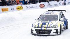 Volkswagen eR1: sulle nevi