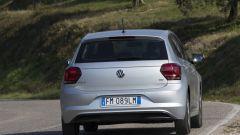 Volkswagen gamma a metano con Eco UP, Golf e prima per Polo - Immagine: 50