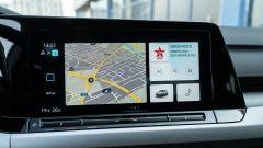Volkswagen Golf 1.0 eTSI DSG Life, lo schermo dell'infotainment