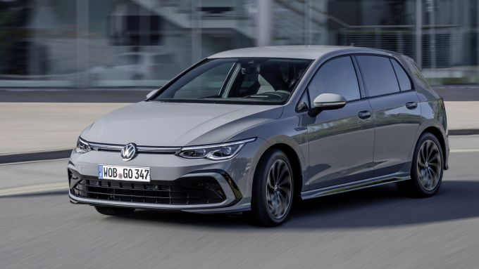 Volkswagen Golf 1.0 eTSI, tecnologia mild hybrid 48 Volt