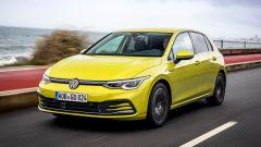 Volkswagen Golf 8, il nuovo colore Lemon Yellow