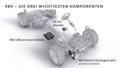 Nuova Volkswagen Golf, come funziona il sistema mild hybrid - Immagine: 2