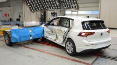 Volkswagen Golf 8, per Euro NCAP è tra le migliori mai testate nel 2019