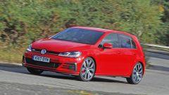 """Volkswagen Golf 8: nuove foto """"rubate"""" - Immagine: 20"""