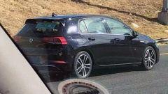 Nuova Volkswagen Golf 8, il video spia dal Sud Africa