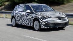 Volkswagen Golf 8, ultimi test prima del lancio