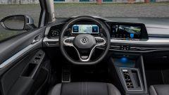 Volkswagen Golf Alltrack: il cruscotto digitale