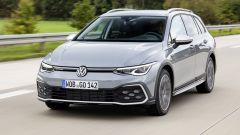 Volkswagen Golf Alltrack: trazione integrale e cambio automatico
