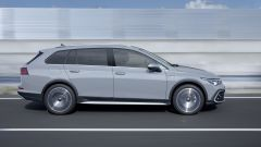 Volkswagen Golf Alltrack: visuale laterale