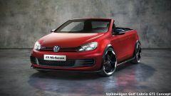 Volkswagen Golf Cabrio R e GTI concept - Immagine: 6