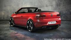 Volkswagen Golf Cabrio R e GTI concept - Immagine: 1
