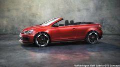 Volkswagen Golf Cabrio R e GTI concept - Immagine: 7