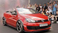 Volkswagen Golf Cabrio R e GTI concept - Immagine: 8
