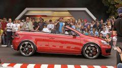 Volkswagen Golf Cabrio R e GTI concept - Immagine: 9