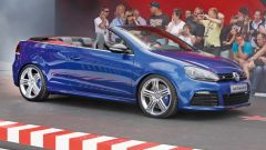 Volkswagen Golf Cabrio R e GTI concept - Immagine: 5
