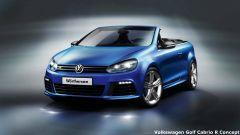 Volkswagen Golf Cabrio R e GTI concept - Immagine: 4