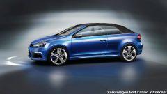 Volkswagen Golf Cabrio R e GTI concept - Immagine: 2