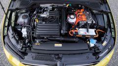 Volkswagen Golf eHybrid: il motore (termico)