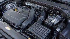 Volkswagen Golf eTSI: il motore
