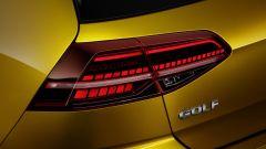 Volkswagen Golf: gruppi ottici posteriori full led