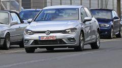 Volkswagen Golf GTE 2020: il frontale