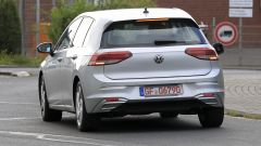 Volkswagen Golf GTE 2020: il posteriore