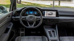 Volkswagen Golf GTE: gli interni